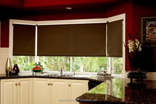 100% polyester Spring Loaded Roller Blinds