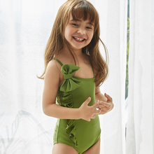 Girl Swimsuit Child Baby Little Swim Suit Bathing Swimming Kid Swimwear