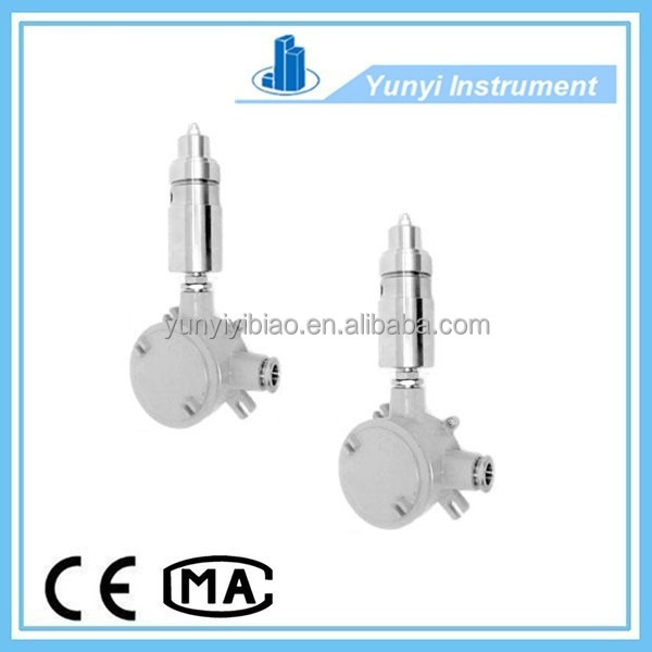 China manufacturer design electric heating flow control valve