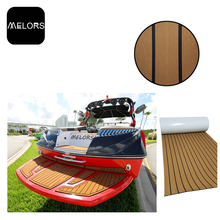 Melors Light Brown Composite Flooring EVA Decking Foam Boat Materials