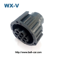 auto electronics TE housing waterproof 4 way female connector 182647-1