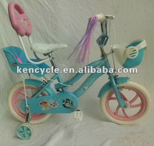 12 inch steel frame plastic rim EVA tire fashion and safty hot selling kids children bicycle(SY-CH1263)