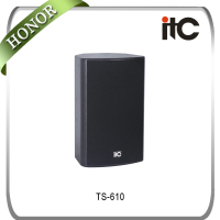 ITC 150w+150w loudspeaker,powered 10