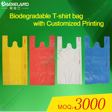 Biodegradable Plastic Big Size Shopping Bag with Factory Price