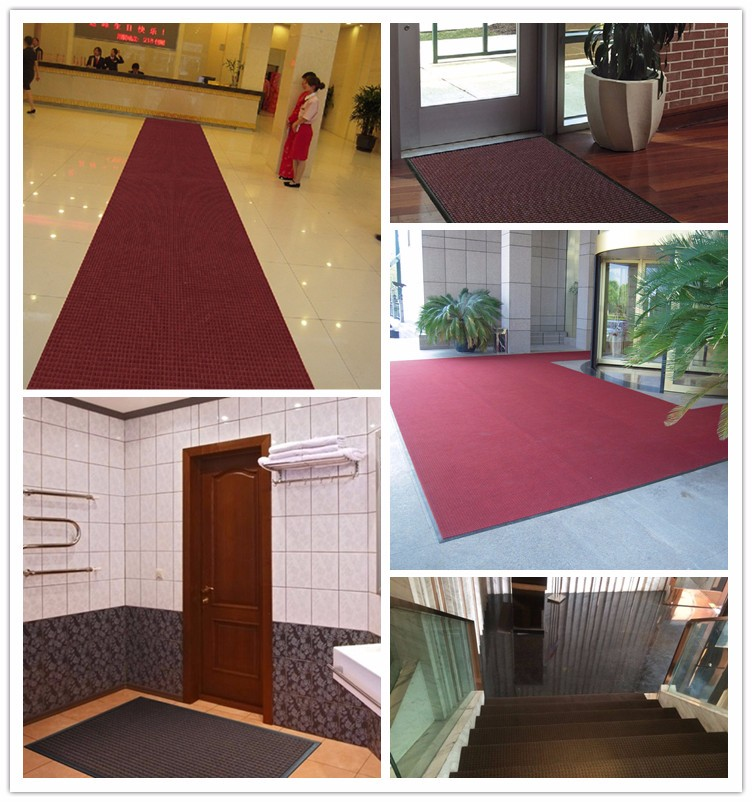 Factory wholesale colorful electric carpet with great price