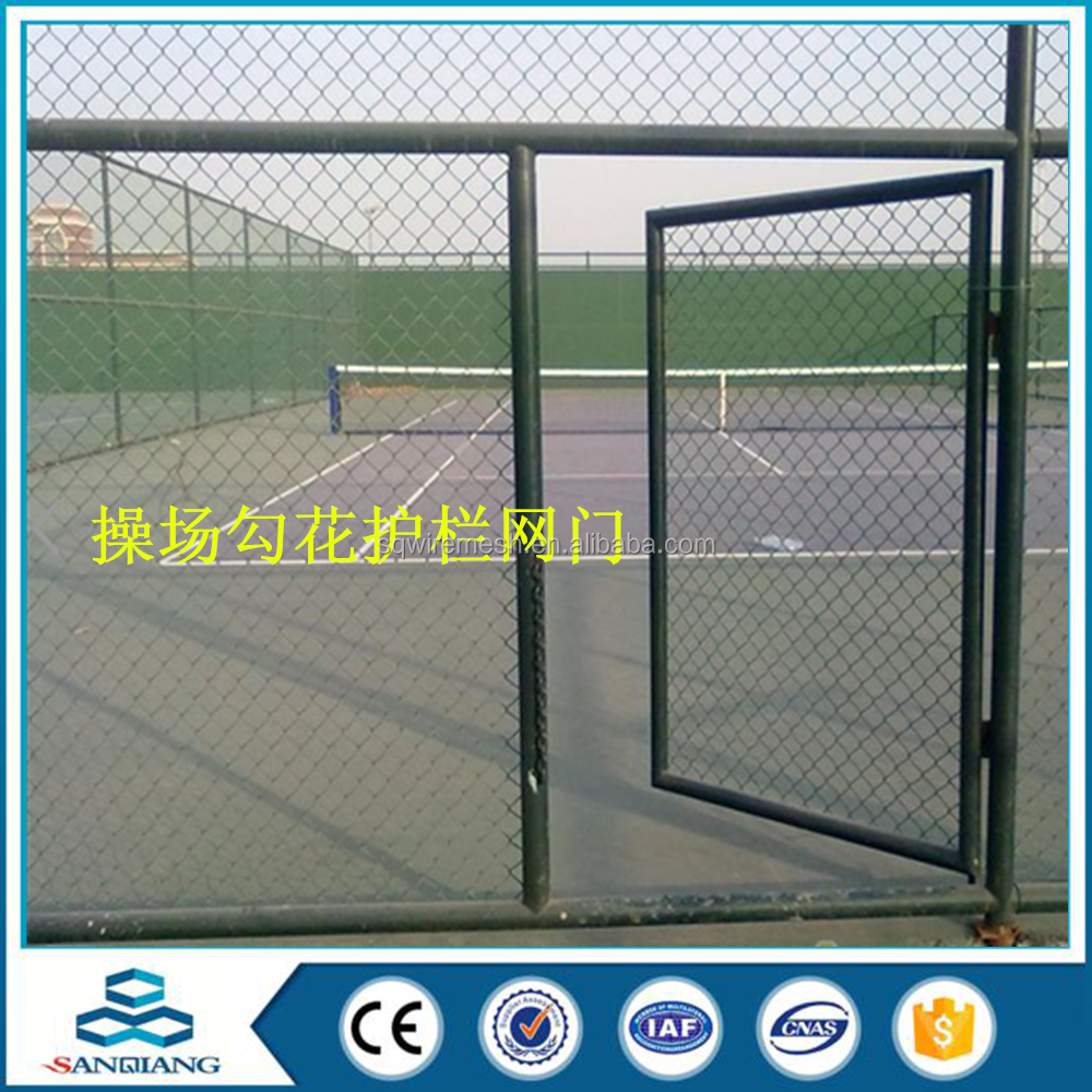stainless steel chain link fence netting