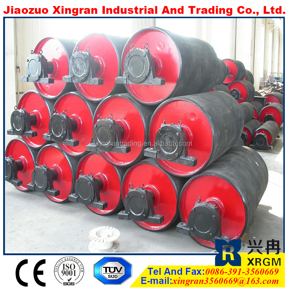 diamond conveyor pulley pulley diamond wire pulley