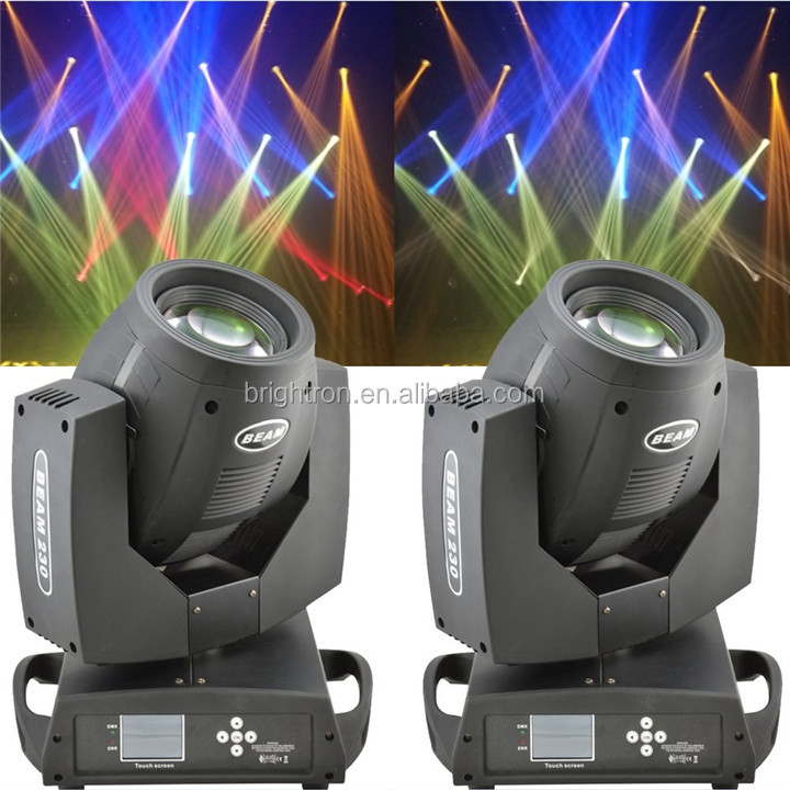 Wedding stage lighting moving head beam 230w mini 7r