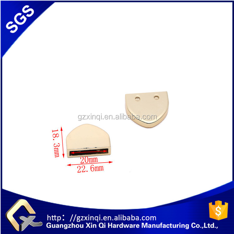 Metal parts for making bag accessories and handbag hardware