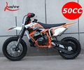2017 New 50cc 2 stroke Kick Start Mini Pocket Dirt Bike