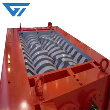 plastic lumps shredder paper crushing machine pe pp crusher machine