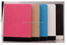 New Luxury Dormant PU Leather Case Stand Cover for Apple ipad 5 ipad air