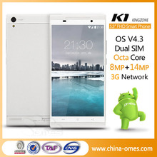K1 Dual SIM Card Google MTK6592 Latest Best Techno Phone