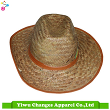 Stylish Headgear Sunhat Wide Brim Paper Panama Straw Hat