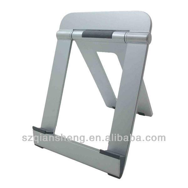 Hot Sale Aluminium Metal Desk Stand Holder for iPad iPad 2 ipad3 Tablet PC Universal Stand