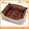 Summer Cool Pet Item healthy hypoallergenic waterproof fabric detachable cool dog bed for dogs and cats