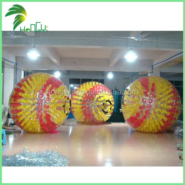 Factory direct inflatable bumper ball / body zorb bubble ball