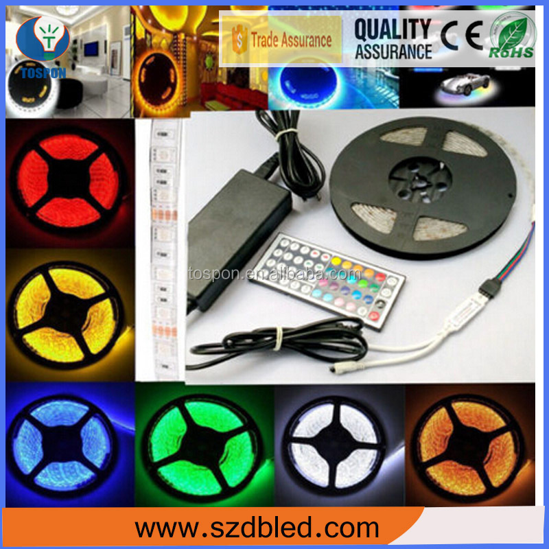 Good price high lumens smd 3528 led strip, led strip 3528 yellow