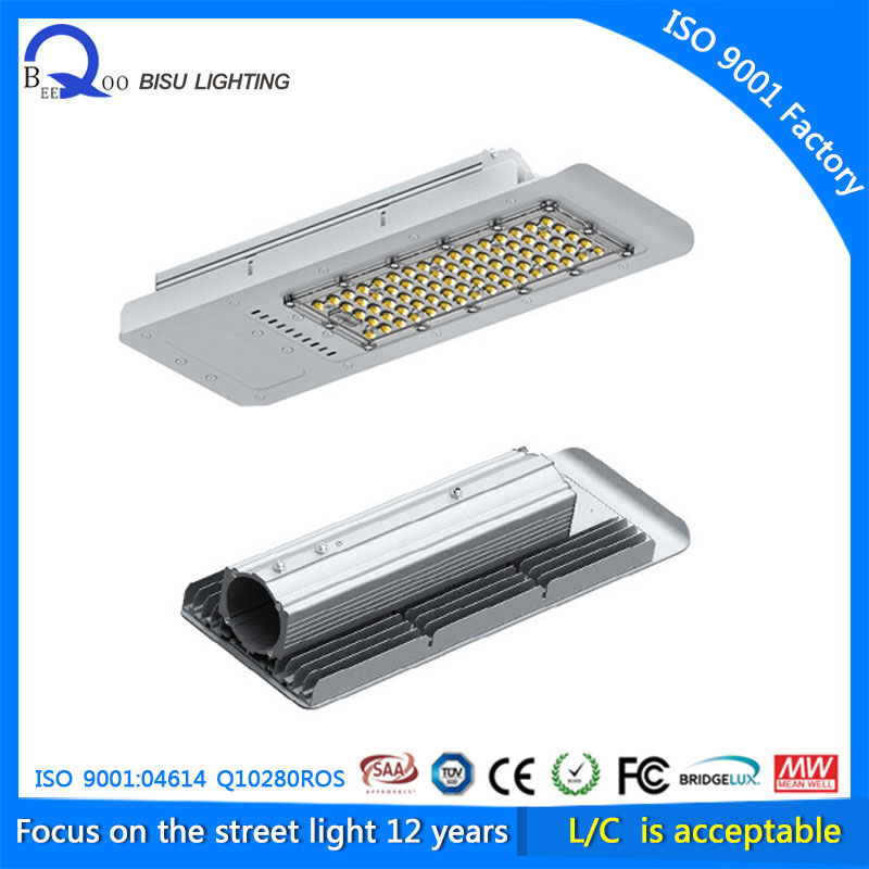 120w LED street light MeanWell driver IP67 LED street lamp 3 years warranty