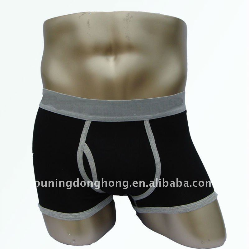 men's cotton underwear boxer in good quality