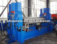 3-Roll Universal Metal Bending Machine for 40x3000mm