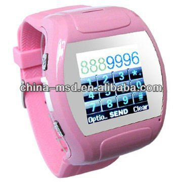 2012 best offer watch mobile phone with CE/FCC certificate
