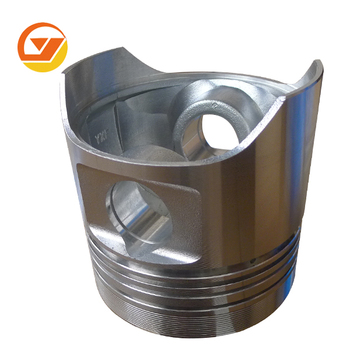 Yuqilin FJ brand diesel engine spare parts JD330 piston manufacturer