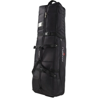 Golf travel bag complete body with foam big size and durable travel cover