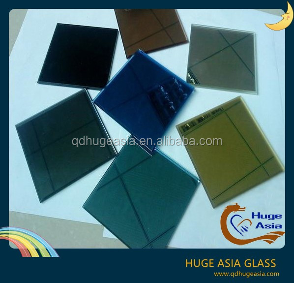 Color Glass, Tinted Glass with Good Price and High Quality