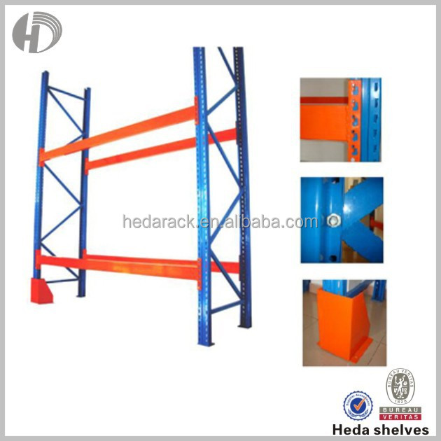 Industrial storage shelving rack systems professional racking