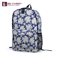 Hot Items 2018 Canvas Beautiful Girl Backpack For Children <strong>School</strong>