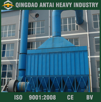 professional good quality industry dust collector/wood dust collecting machine/mobile dust collector