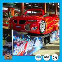 Factory Directly Amusement Rides Outdoor / Indoor Mini Flying Cars Electric Amusement Ride