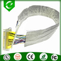 Custom make FI-X30HL both flat lvds cable with conductive tape