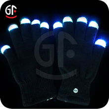 Gifts Manufacture Led Discount Flashing Light Glove