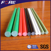 Factory direct supply fiberglass reinforced plastic frp rod/ square tube