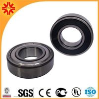 R8ZZ Inch R series deep groove ball bearings R8 2RS