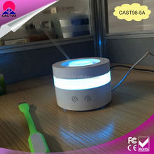 portable usb rechargeable wireless air aroma humidifier for office