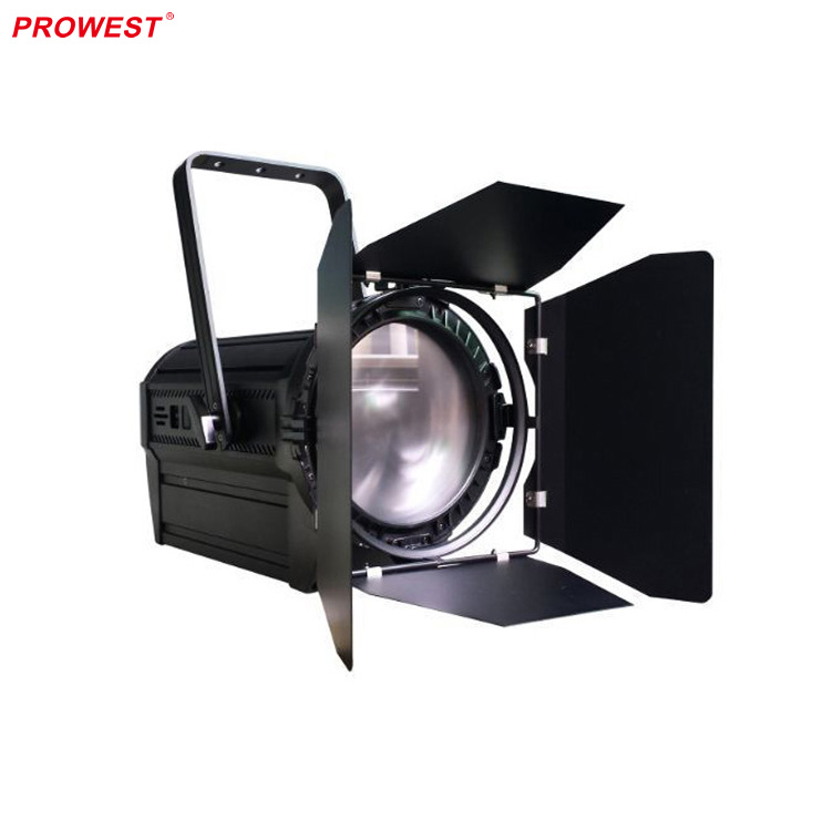 200W LED Spot Light Continuous Lighting Tungsten Fresnel Video Film lights