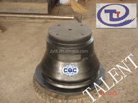 marine cone / conical type rubber fender for dock with CSS certification