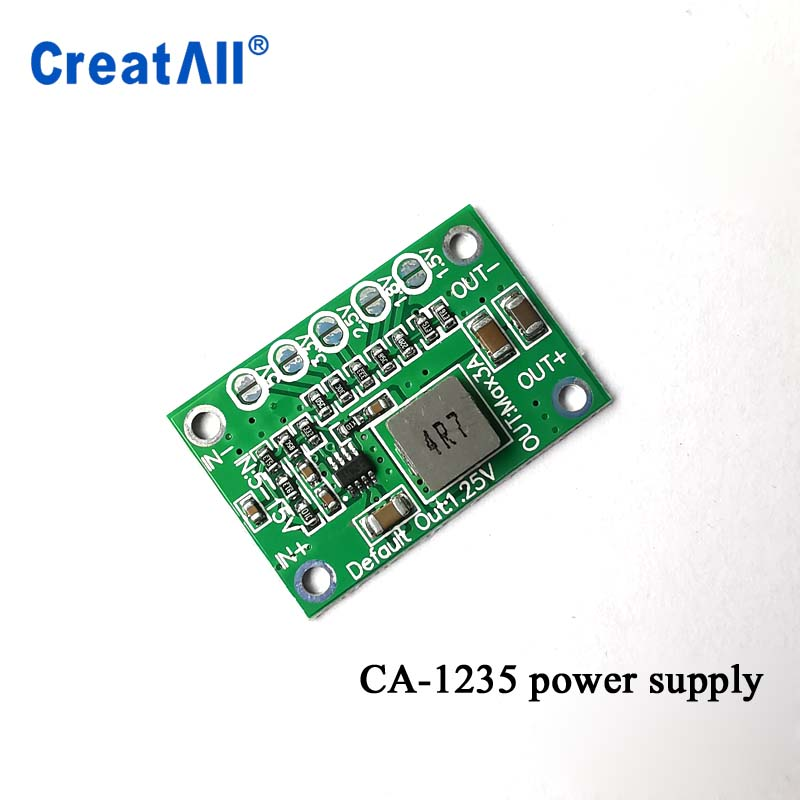 CA-1235 Power supply module converter1.25V 1.5 1.8 2.5 3.3 5V output adjustable 3A 5V-15V input