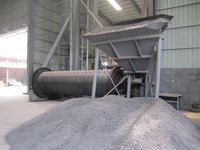 Coal mill of coal grinding mill