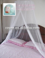 Round mosquito net ,75 D , 100 D round / circular mosquito nets without door,mosquito net hanger
