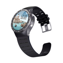 High Quality Waterproof Wifi 3G Bluetooth Heart Rate Monitor Android Smart Watch Mobile Phone 2017 Relojes Inteligentes