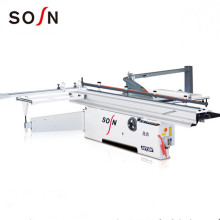 2017 Newest good quality manufacturer wholesale precision sliding table panel saw for woodworking