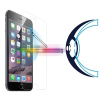 eyes care Anti Blue Light Screen Protector for iPhone 5 6 Easy Installation Eye Protect Glass 3D Touch
