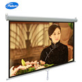 FUTURE BRAND 120inch manual wall screen with self-lock systerm