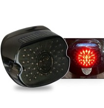 Tail Lamp Assembly Smoked Motorcycle Led Tail Light For Harley