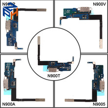 New Original USB Charging Port Connector For Samsung Galaxy Note 3 N900 N9005 N900A N900P N900V Dock Charger Flex Cable