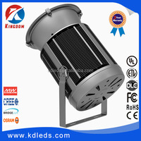 LED Light Source and Aluminum Lamp Body Material outdoor led high bay lighting